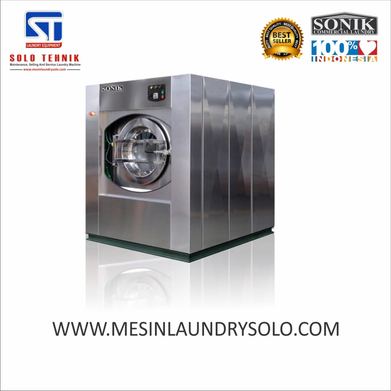 Mesin Laundry / Washex