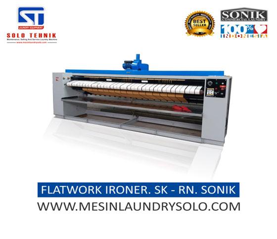 Mesin Roll Ironer / Flatwork Ironer