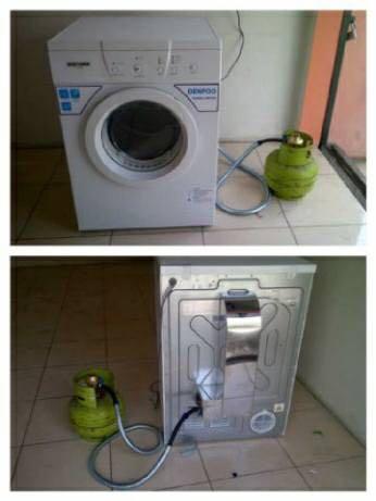 Conventer Gas