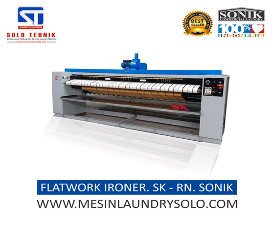 Mesin Roll Ironer / Flatwork Ironer