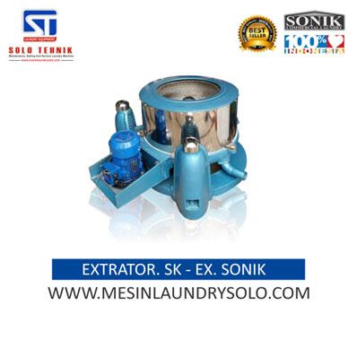 Extractor Laundry