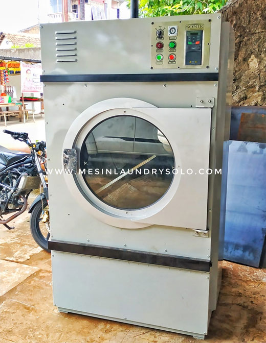 mesin pengering sonik dryer laundry