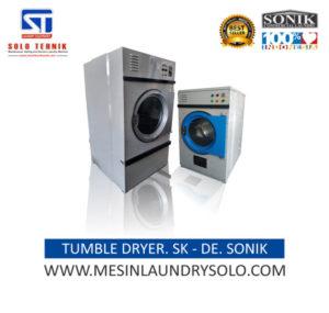 mesin pengering sonik dryer laundry
