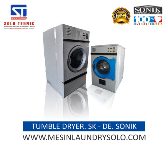 Mesin Pengering Sonik / Dryer