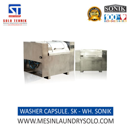 Washer Capsule