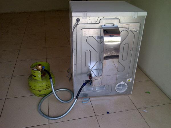 3 mesin pengering konversi gas