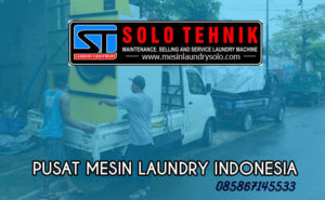 pusat mesin laundry indonesia