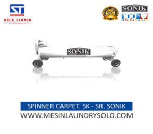 Spiner Karpet - Spinner Carpet