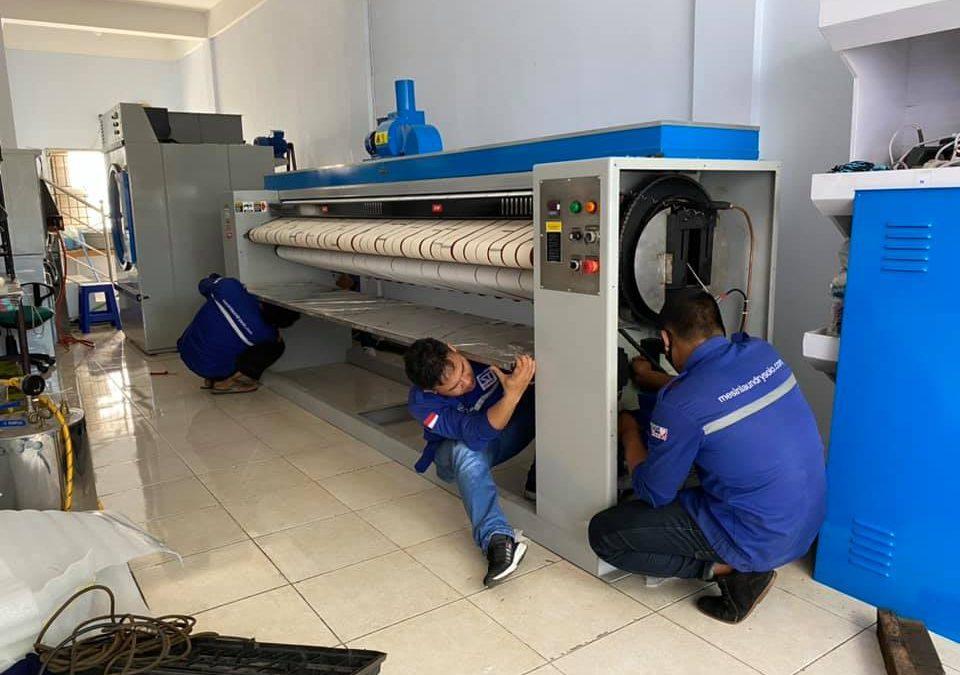 Distributor Mesin Laundry Hotel Berkualitas Nomor Satu